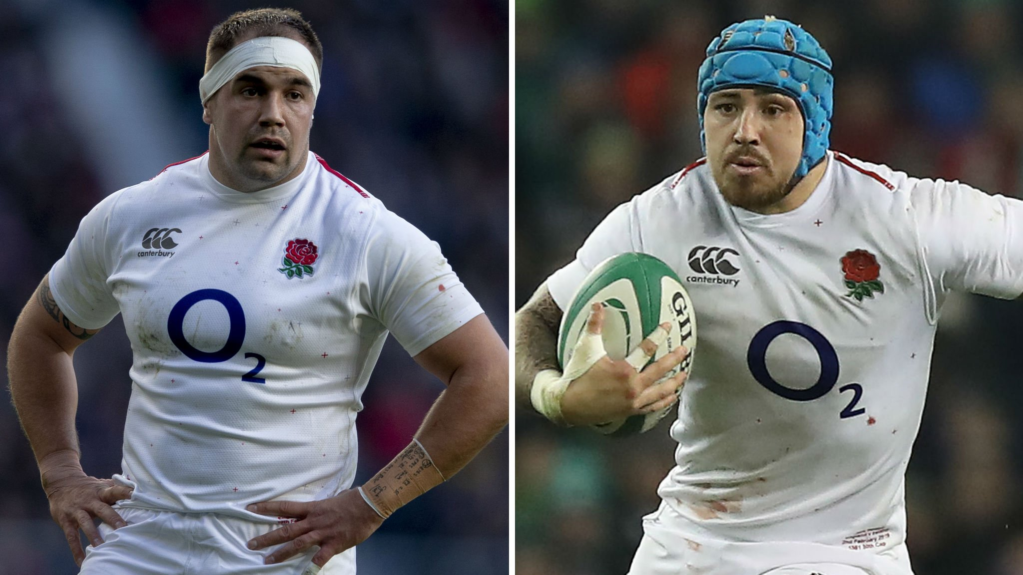 Moon & Nowell start for England in Cardiff