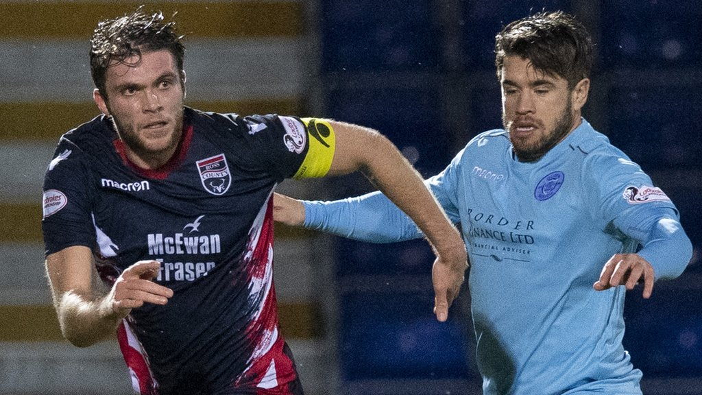 Ross County v Queen of the South