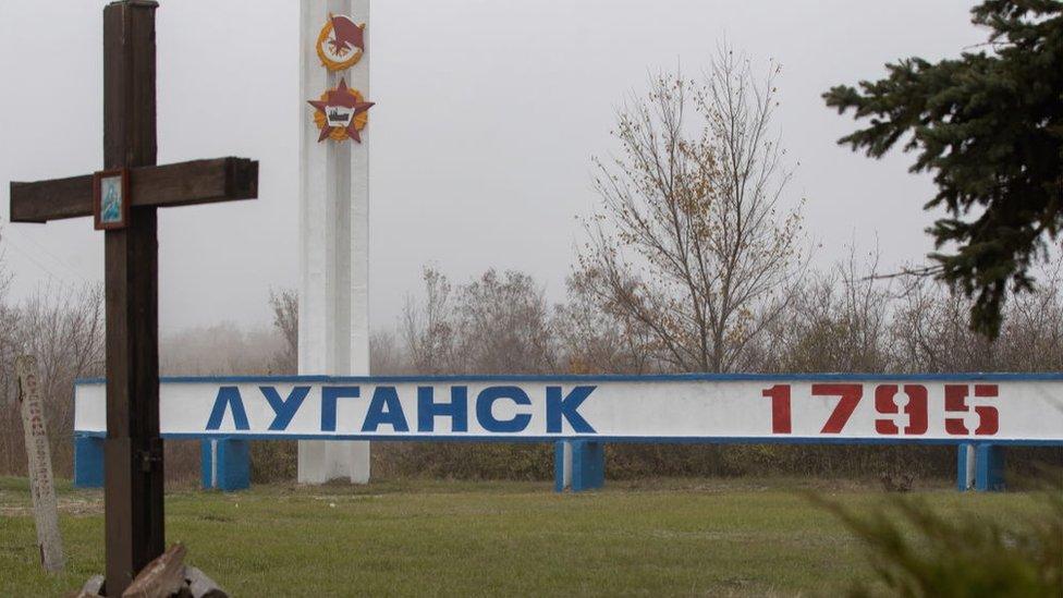 Блог з Луганська: як в