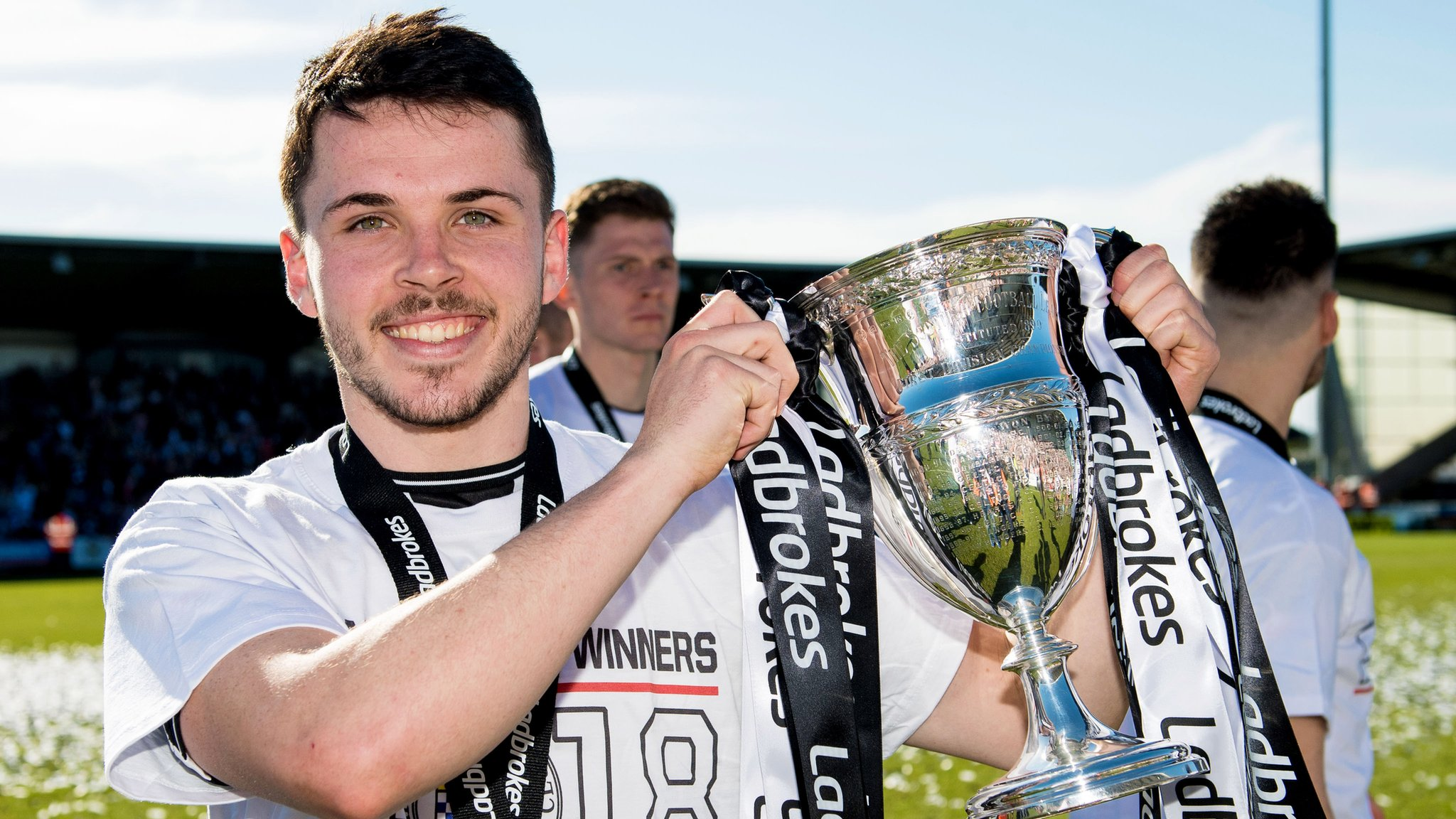Lewis Morgan: Championship win with St Mirren gave player 'Celtic mentality'