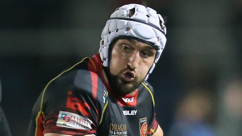 Dragons lose Griffiths for Christmas derbies