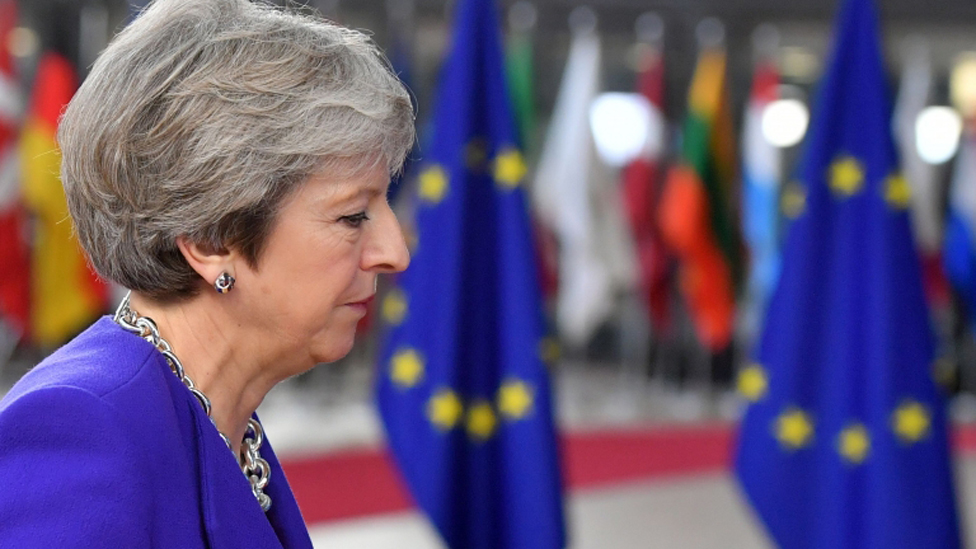 News Daily: May's Brexit dash and Trump's Saudi 'shrug'