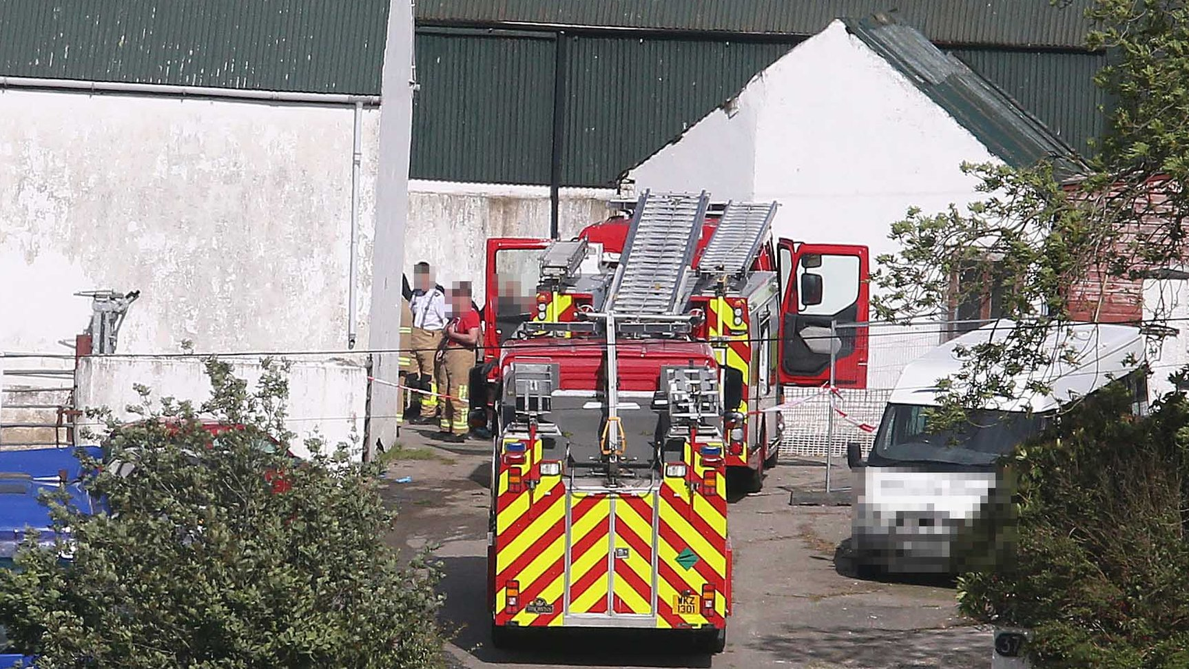 Slurry incident victims remain in critical condition