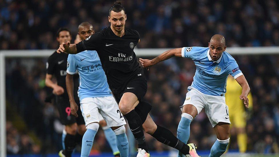 El PSG y el Manchester City figuran entre los potenciales miembros de la superliga.