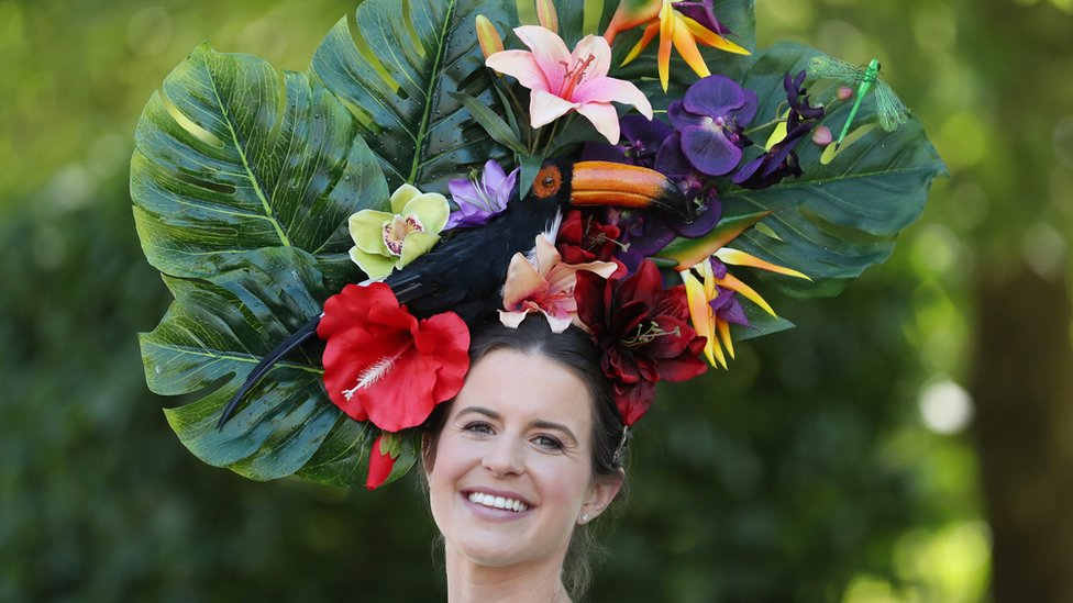 Royal Ascot Ladies' Day 2018 in pictures