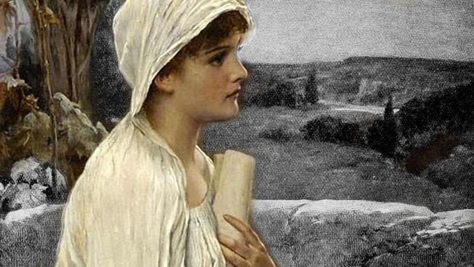 Hipatia imaginada