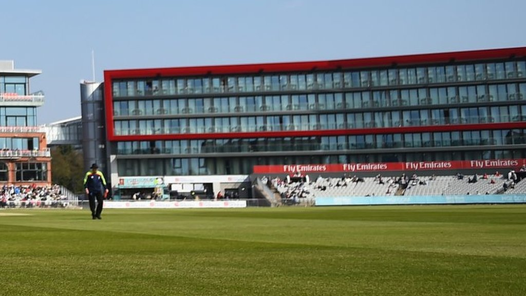 Lancashire: Increase in operating profit at Emirates Old Trafford