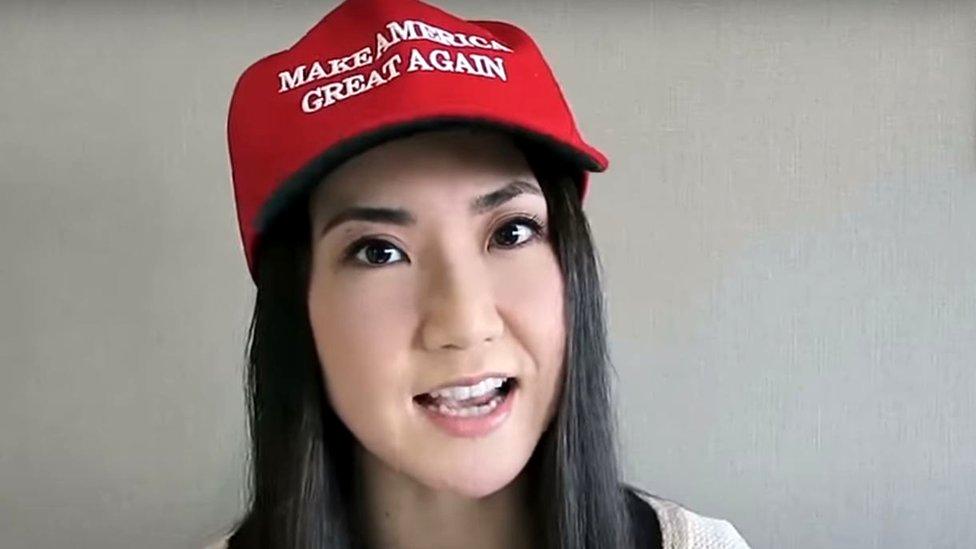 Vlogger Yoko Ishii