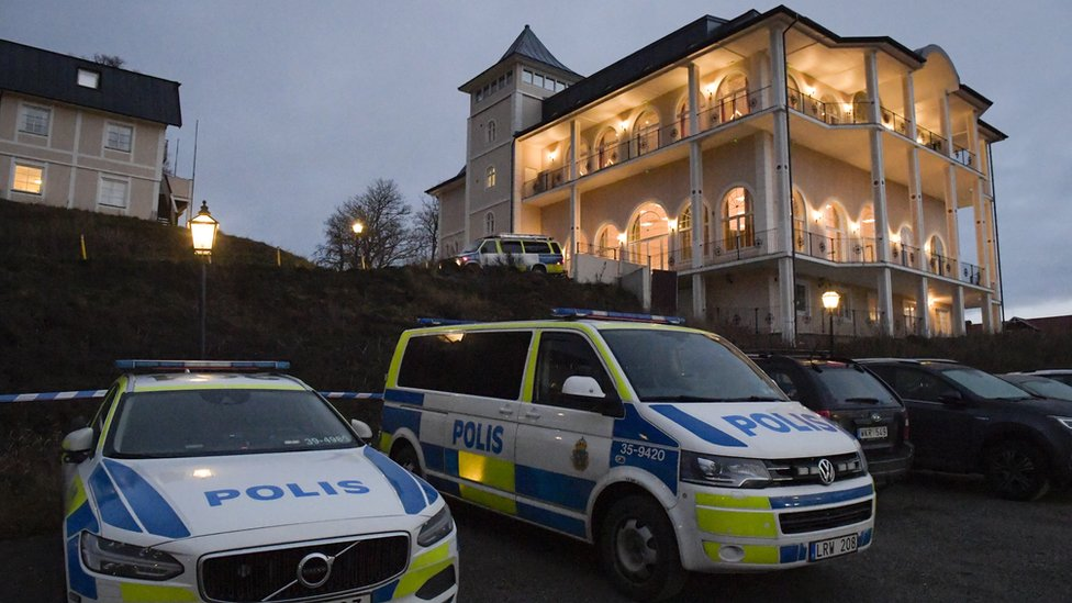 Ozbiljno obezbeđenje u Švedskoj