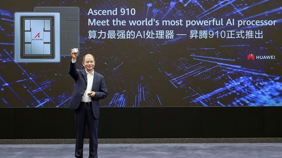 Huawei Ascend 910