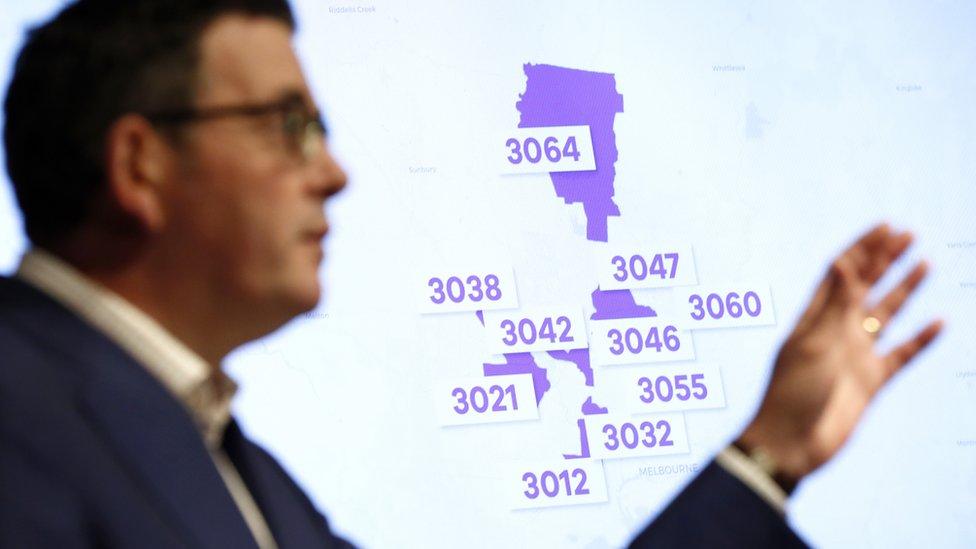 Coronavirus Why Has Melbourne S Outbreak Worsened Bbc News