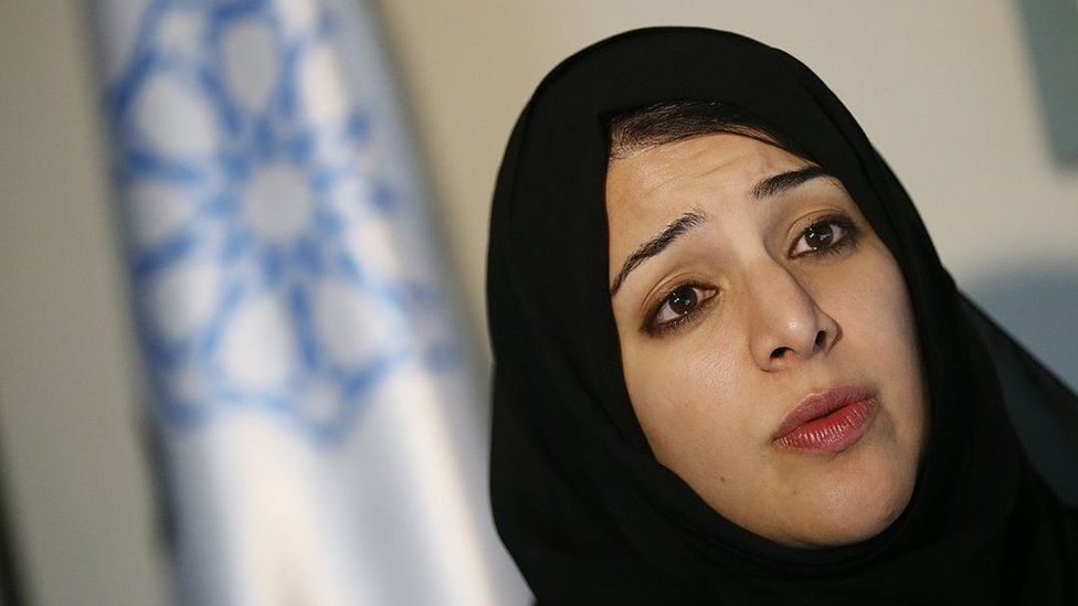 ريم الهاشمي، المديرة التنفيذية لإكسبو دبي وصفته بأنه أكبر حدث يقام في العالم العربي