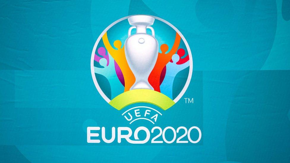 Logo de la Eurocopa