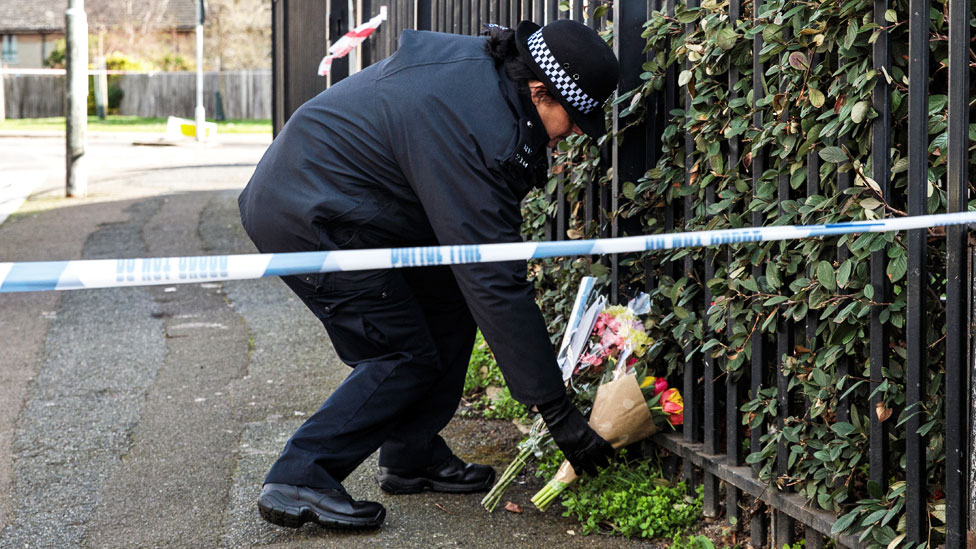 Knife crime offences at record level in 2018, police crime data shows