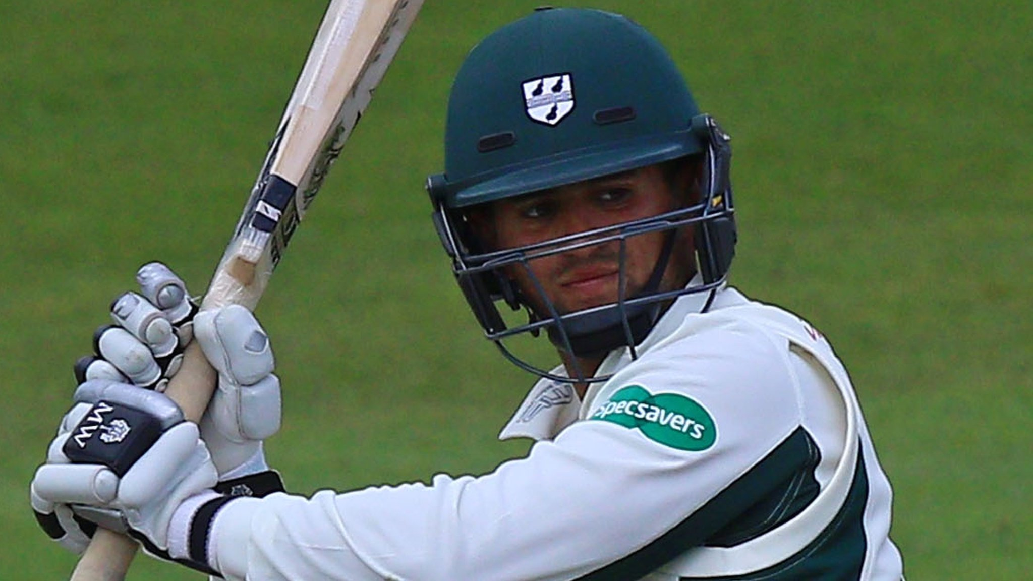 Worcestershire: Brett D'Oliveira appointed as captain for three Championship games