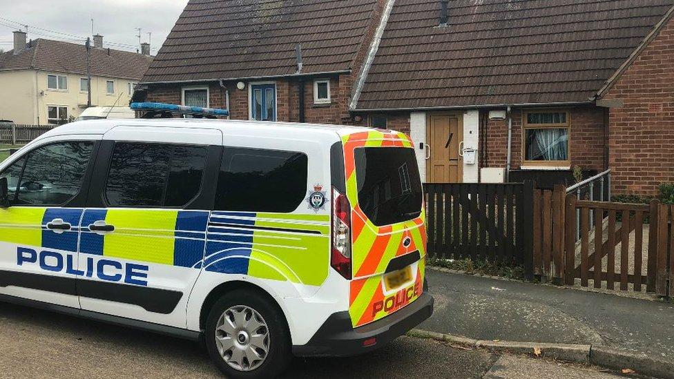 Elderly couple Leicester bungalow deaths not suspicious