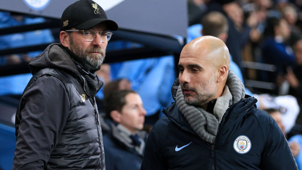 Community Shield: Liverpool to take on Manchester City