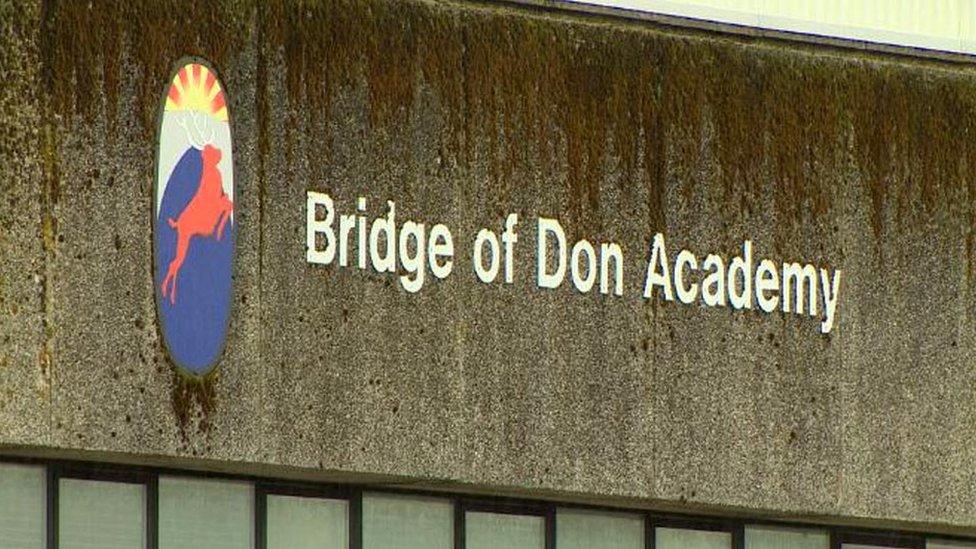 Probe into Aberdeen school asbestos exposure fears