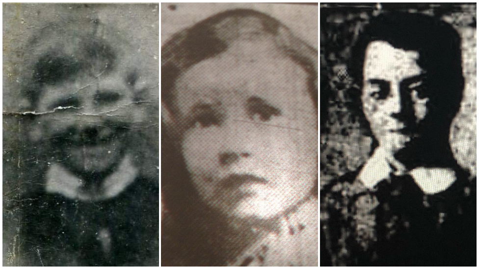 Schoolboys William Robinson, Jerome O'Leary and John William Scott were among the dead