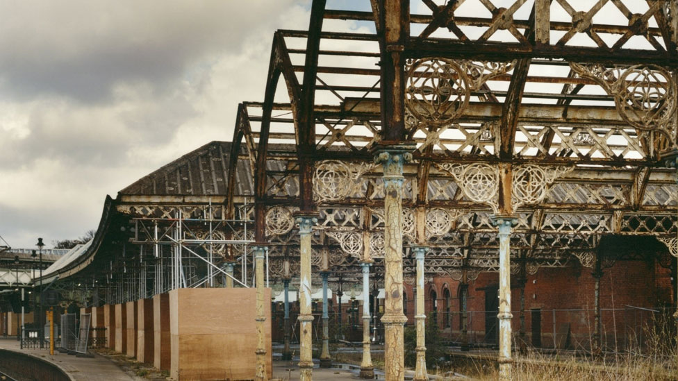 Endangered buildings saved from ruin