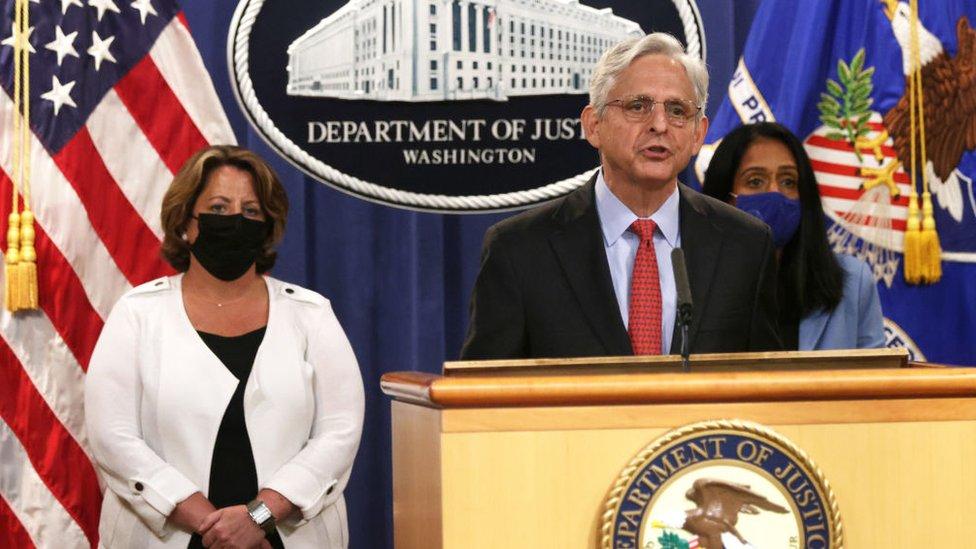 ABD Adalet Bakanı Merrick Garland, kürtaj kliniklerinin arkasında duracaklarını açıkladı.