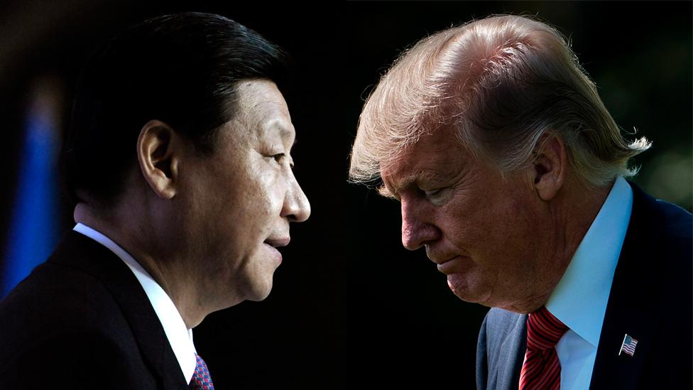 Estados Unidos y China tienen una de las relaciones comerciales más importantes del mundo.
