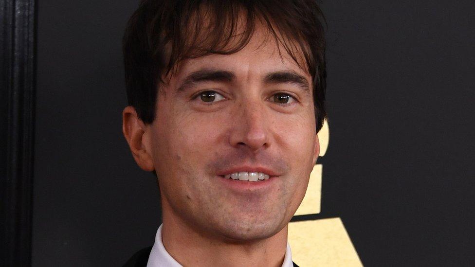 Grammy-nominated Mason Bates
