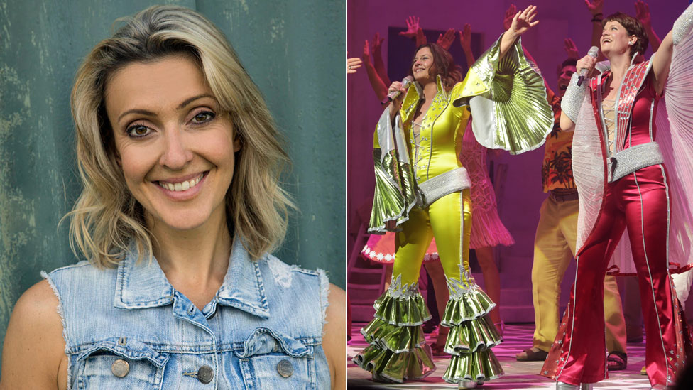 'I blagged it!' - how a West End understudy saved Mamma Mia!