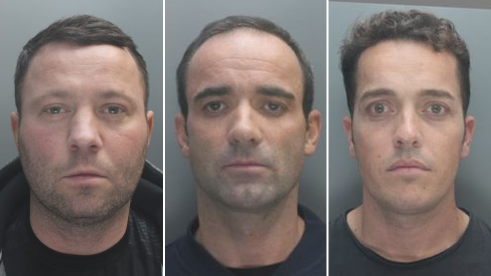 Liverpool drugs gang jailed for smuggling operation