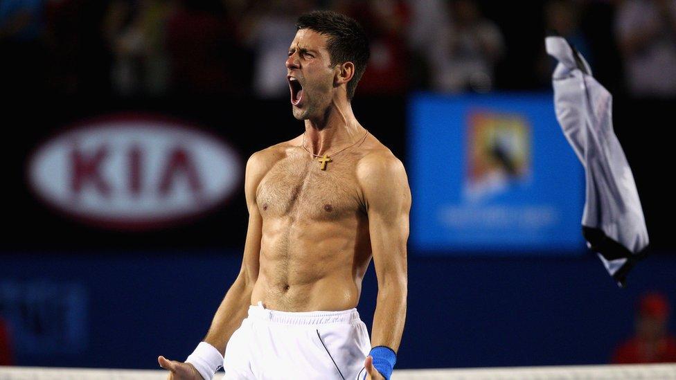 Novak 2012