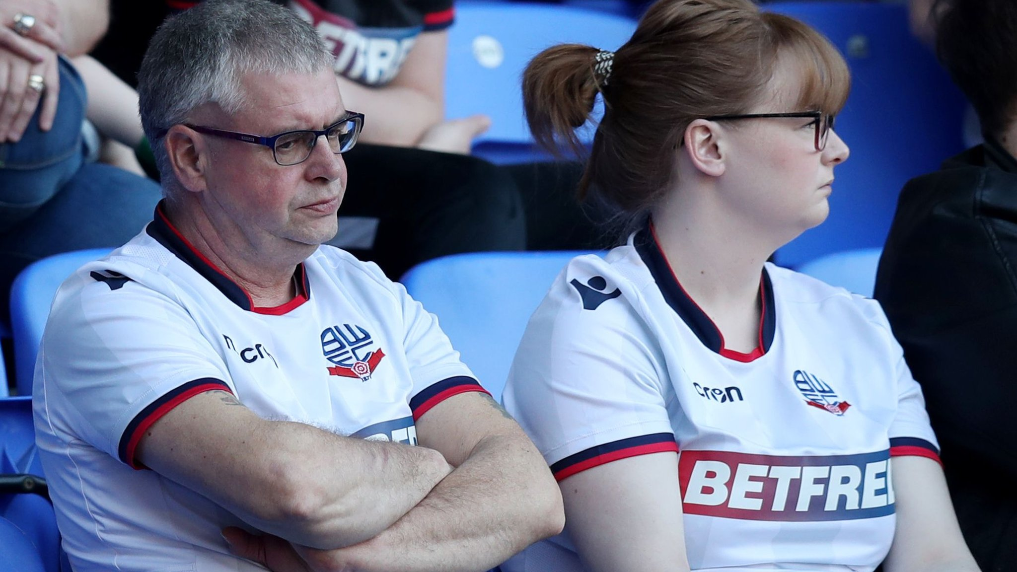 Bolton 0-2 Aston Villa: Wanderers relegated from Championship as Villa equal club record