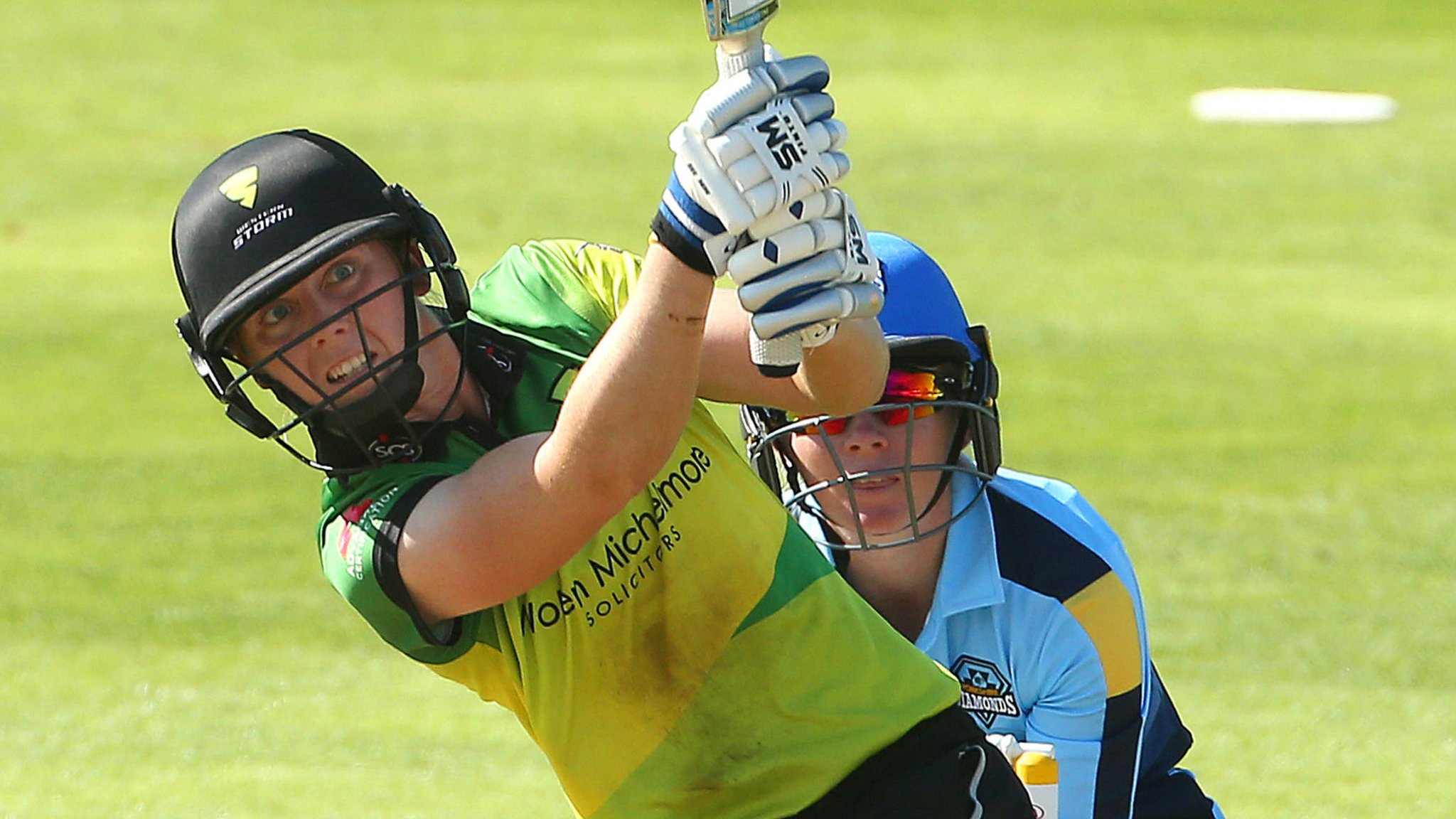 Kia Super League: Heather Knight's 97 helps Western Storm start with victory