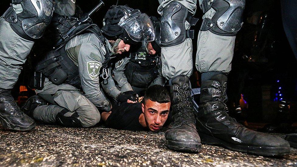 Jerusalem conflict