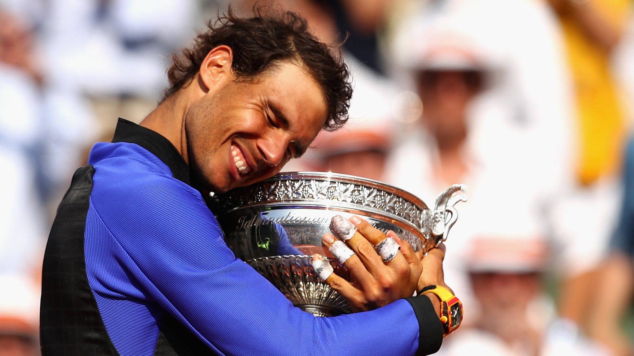 Zverev? Cilic? Djokovic? Can anyone stop Nadal at Roland Garros?