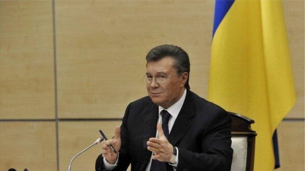 Санкції проти Януковича: що насправді скасував суд