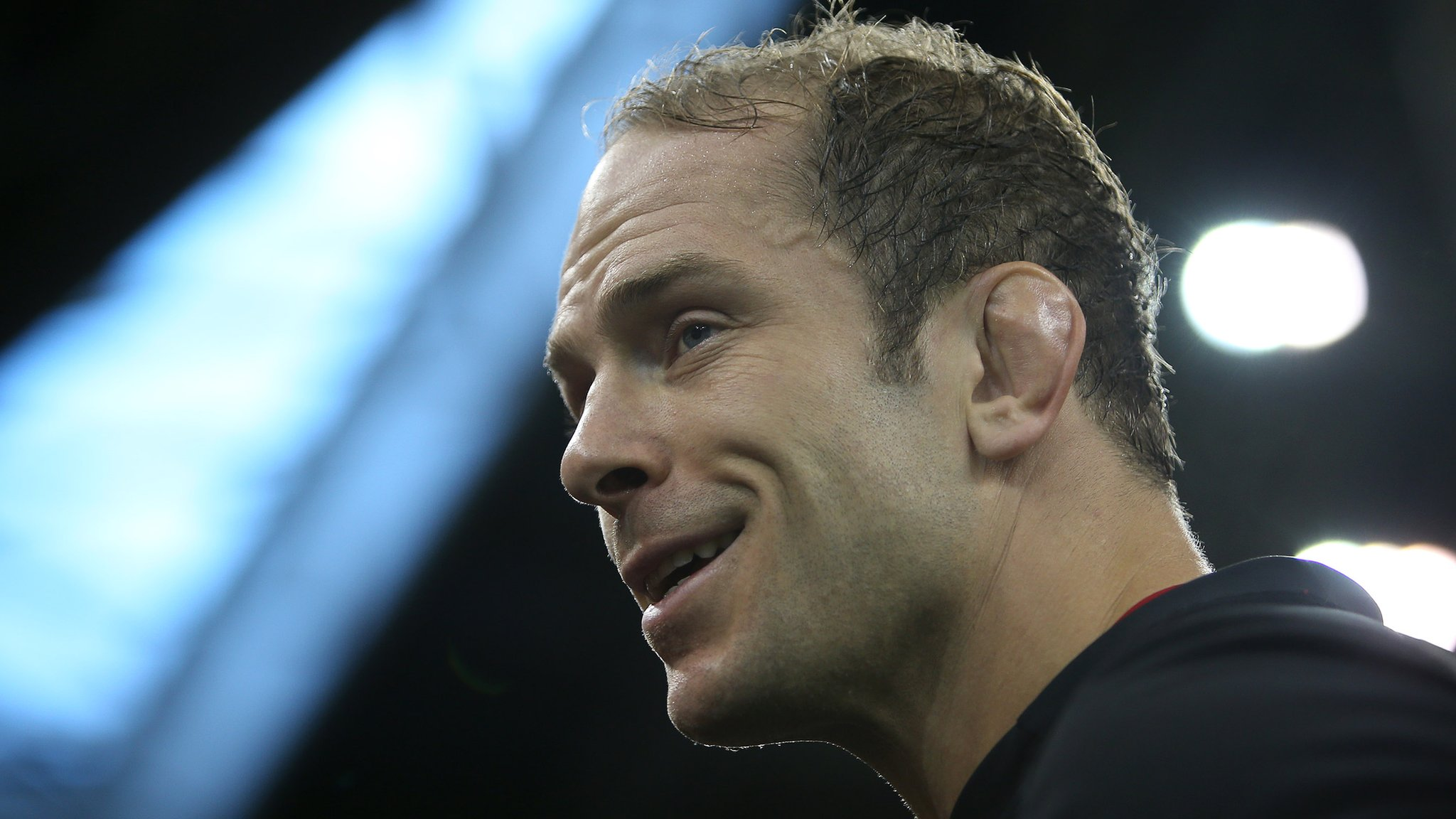 Alun Wyn Jones: Wales have 'momentum' going into Australia game