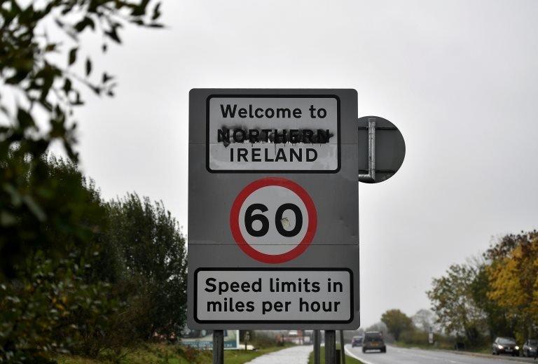 İrlanda sınırı