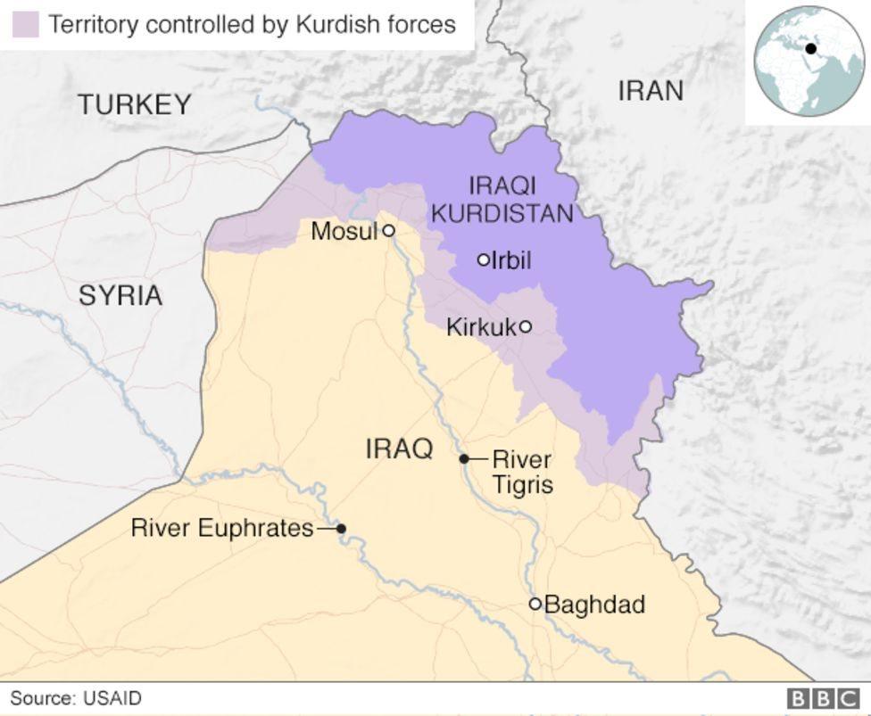 Pemilu Kurdi