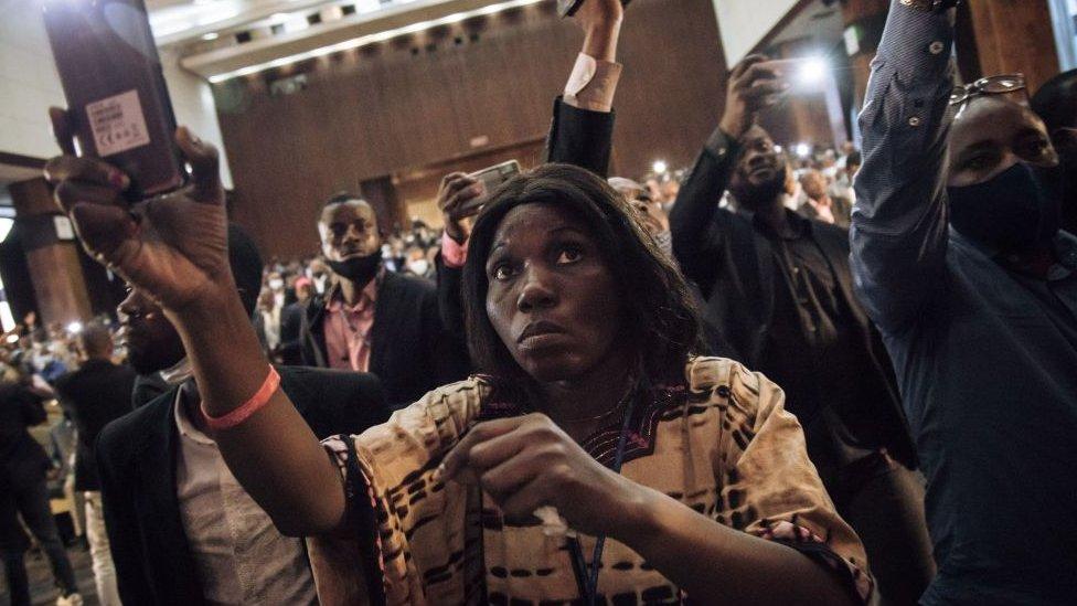DR Congo pardons two men over President Kabila assassination thumbnail