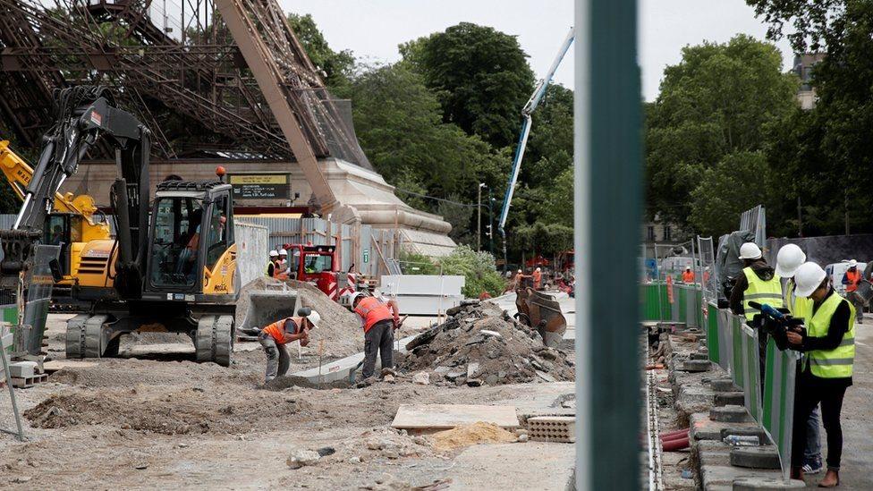 Pembatas baru akan diungkapkan ke publik pada bulan Juli.