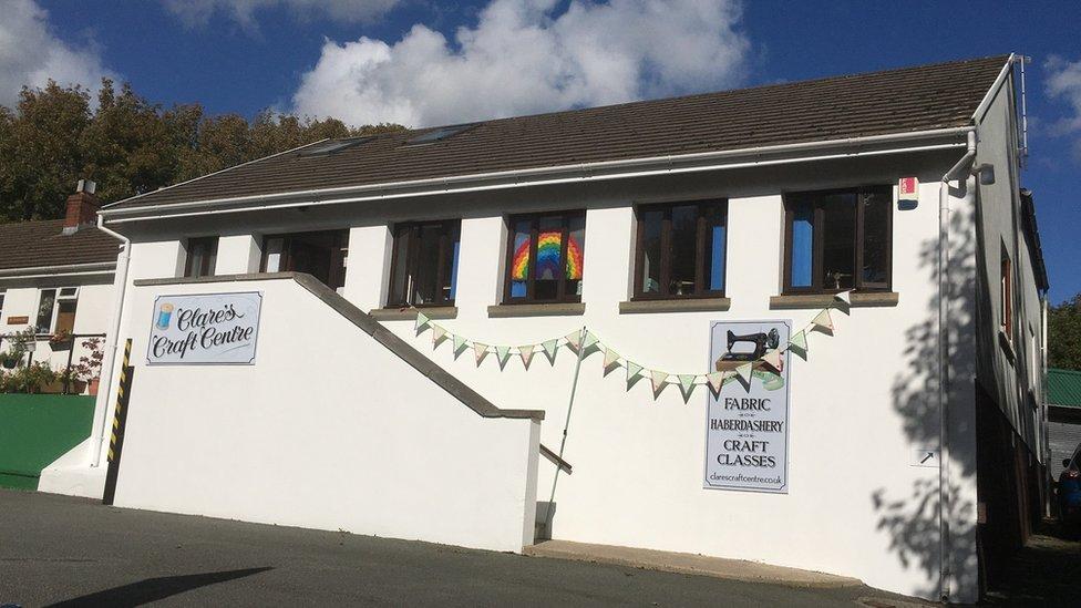 Clare's Craft Centre