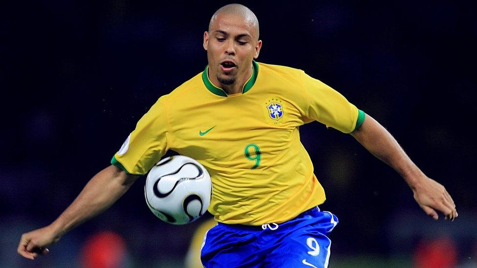 No es el único Ronaldo que lo hace.
