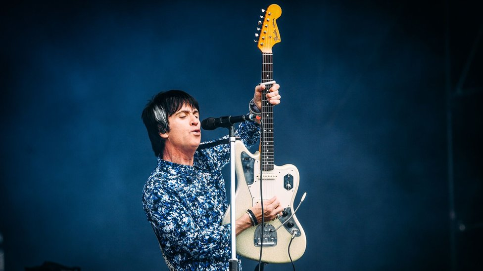 BBC News - Why Johnny Marr will never retire