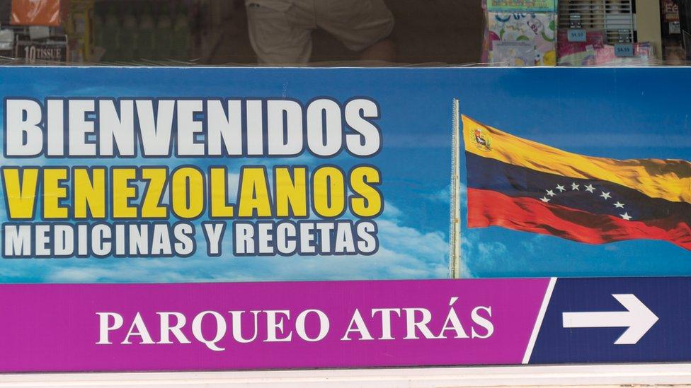 Cientos de miles de venezolanos viven en Miami.