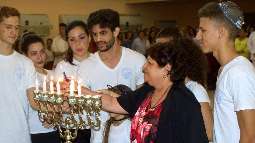 Comunidad judía en Cuba.