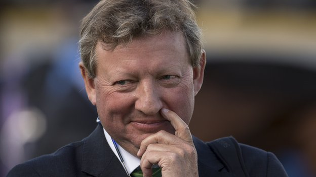 Mark Johnston: Trainer equals all-time British record for winners