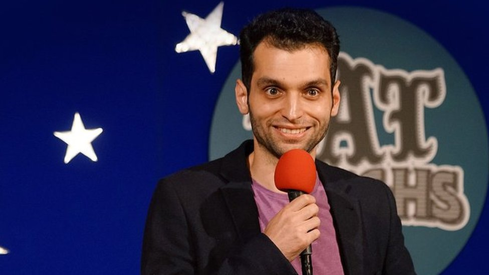 Comedian refused to sign 'behavioural agreement' before gig