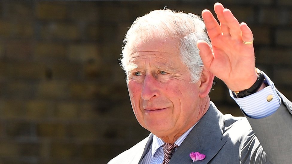 Prince Charles meets nerve agent officer