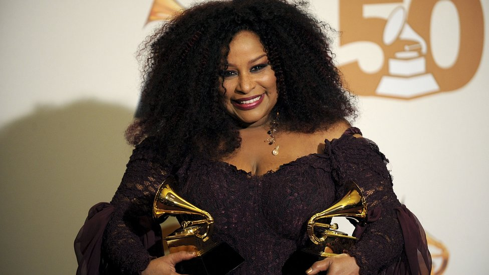 Chaka Khan: Why she gets annoyed by her tuneful greeting