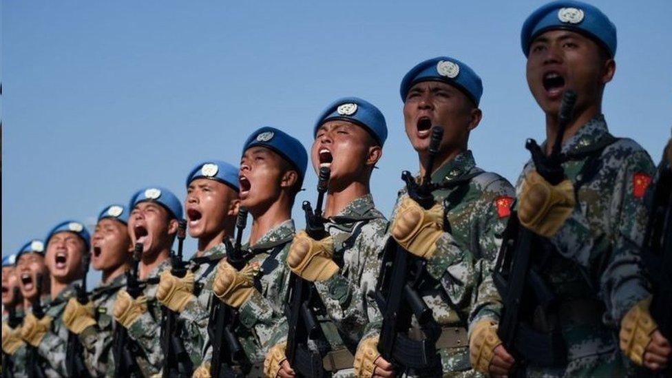 10月13日習近平在和台灣隔海相望的潮汕地區視察部隊時強調要為打仗做凖備。